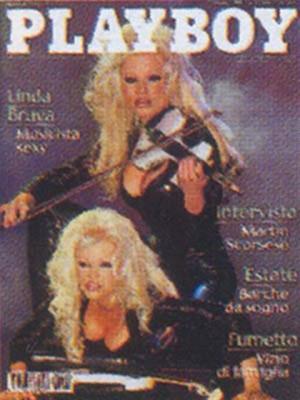 Playboy Italy - June 1998