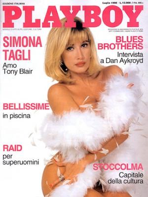 Playboy Italy - July 1998