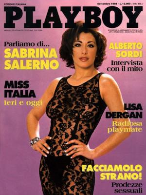 Playboy Italy - September 1998