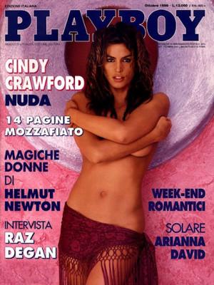 Playboy Italy - October 1998