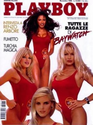Playboy Italy - November 1998