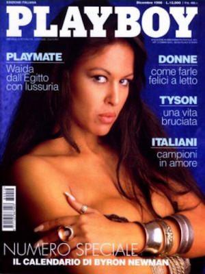 Playboy Italy - December 1998