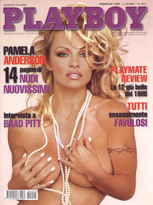 Playboy Italy - February 1999