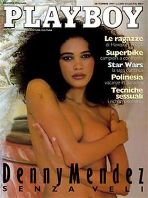 Playboy Italy - September 1999