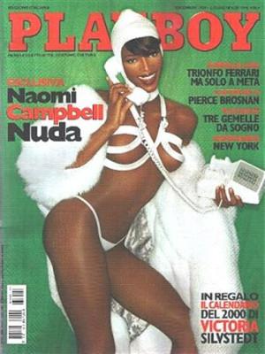 Playboy Italy - December 1999