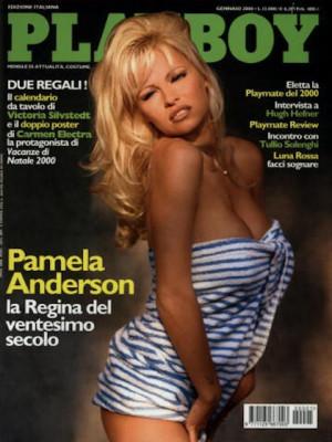 Playboy Italy - January 2000