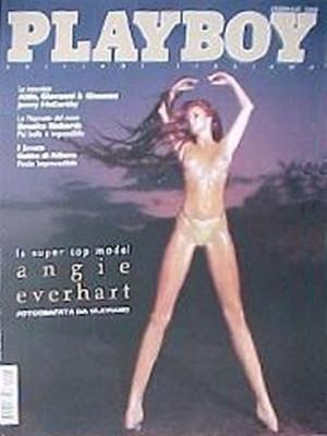 Playboy Italy - Feb 2000