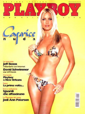 Playboy Italy - March 2000