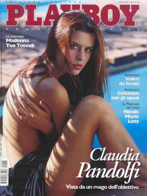 Playboy Italy - May 2000