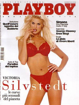 Playboy Italy - August 2000