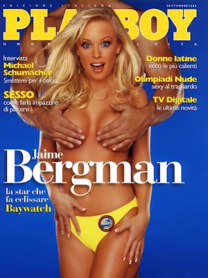 Playboy Italy - September 2000
