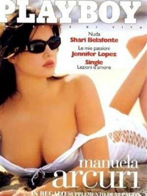 Playboy Italy - October 2000