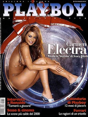Playboy Italy - December 2000