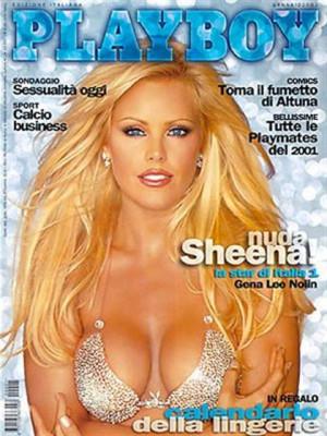 Playboy Italy - January 2002