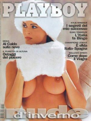 Playboy Italy - February 2002