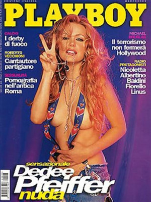 Playboy Italy - March 2002