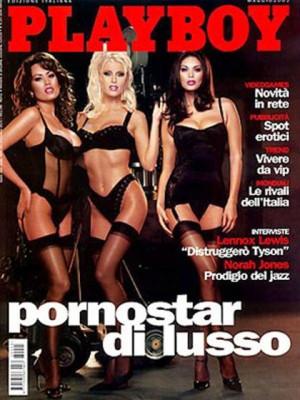 Playboy Italy - May 2002