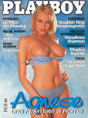 Playboy Italy - June 2002