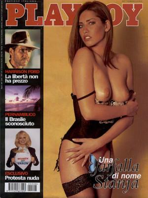 Playboy Italy - September 2002