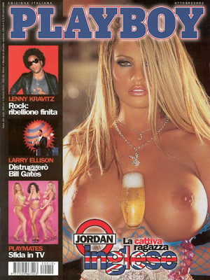 Playboy Italy - October 2002