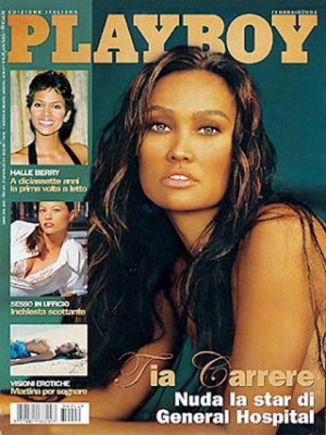 Playboy Italy - February 2003