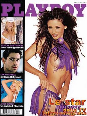 Playboy Italy - April 2003