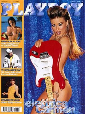Playboy Italy - May 2003