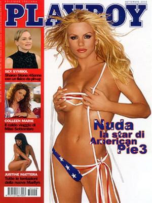 Playboy Italy - September 2003