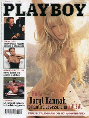 Playboy Italy - December 2003