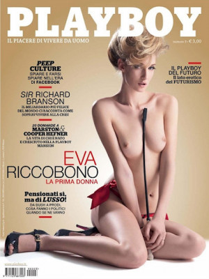 Playboy Italy - March 2009