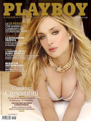 Playboy Italy - May 2009