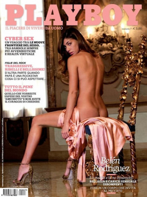 Playboy Italy - July 2009