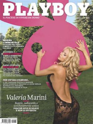 Playboy Italy - September 2009