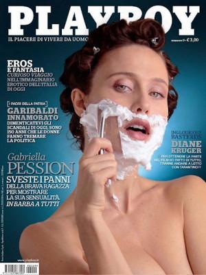 Playboy Italy - October 2009