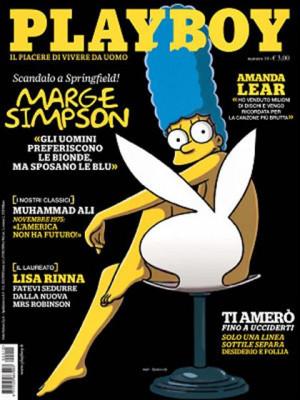 Playboy Italy - November 2009