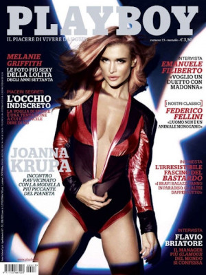 Playboy Italy - March 2010