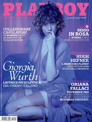 Playboy Italy - April 2011