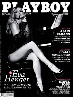 Playboy Italy - May 2011