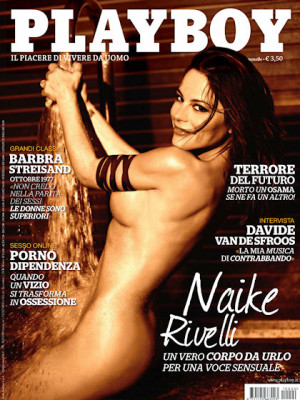 Playboy Italy - June 2011