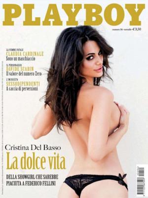 Playboy Italy - April 2012