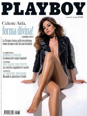 Playboy Italy - May 2012