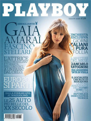 Playboy Italy - June 2012