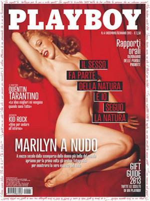 Playboy Italy - December 2012