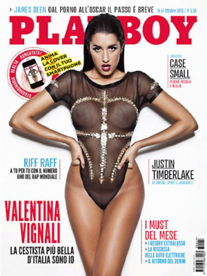 Playboy Italy - October 2013