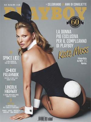 Playboy Italy - January 2014