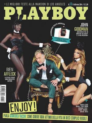Playboy Italy - Feb 2014