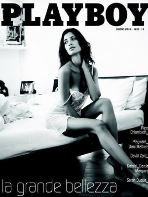 Playboy Italy - June 2014