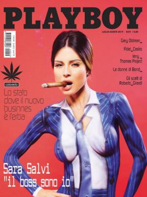 Playboy Italy - July 2014