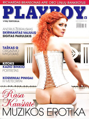 Playboy Lithuania - Mar 2009