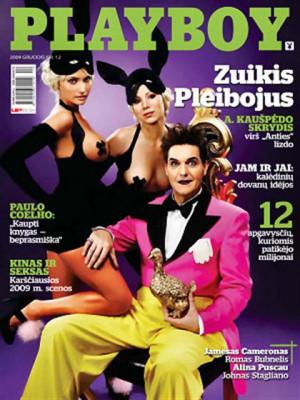 Playboy Lithuania - Dec 2009